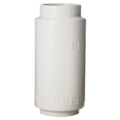 "Nate Berkus™ 9"" Stamped Vase"