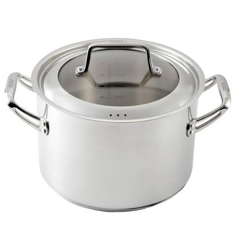 CHEFS Never-Burn Sauce Pot, 7-Qt.