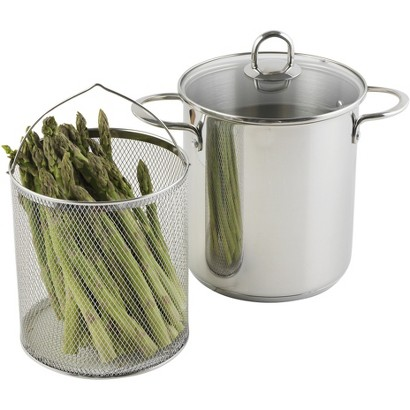 CHEFS 3-Piece Asparagus Steamer