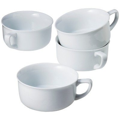 CHEFS Soup Bowls, Set of 4