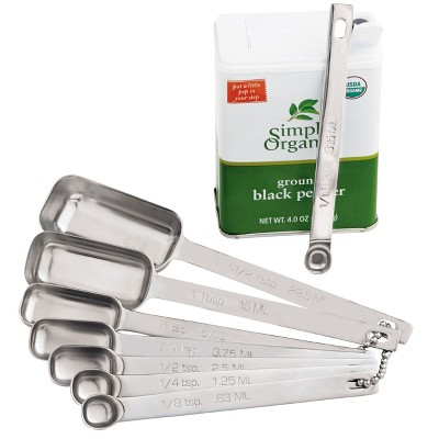 Ecom Measuring Spoon Set Chefs
