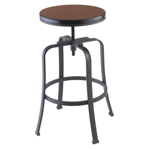 CHEFS Adjustable Kitchen Counter Bar Stool