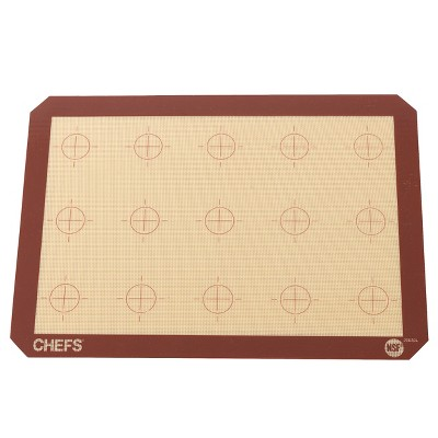 Ecom Baking Mat Chefs Silicone