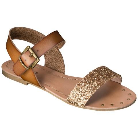 Women's Mossimo Supply Co. Lakitia Sandals - Fashion Colors