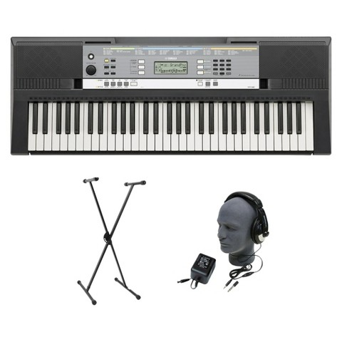 Yamaha YPT-240 Electric Keyboard Premium Pack