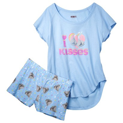 Hershey Kisses Pajamas for Juniors