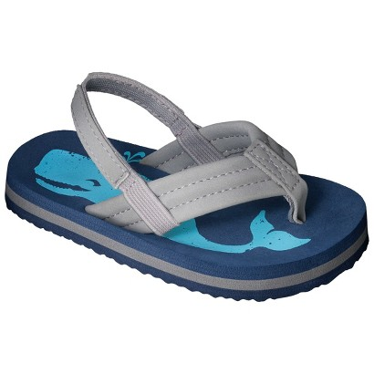 Toddler Boy's Circo® Darnell Flip Flop Sandals - Assorted Colors