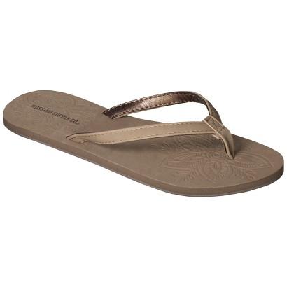 Women's Mossimo Supply Co. Lissie Flip Flops