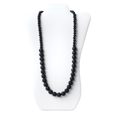 Nixi by Bumkins Ciclo Teething Necklace - Black