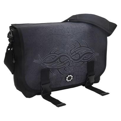 DadGear Messenger Diaper Bag - Maori Night