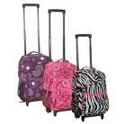 17 Inch Rolling Backpack Collection