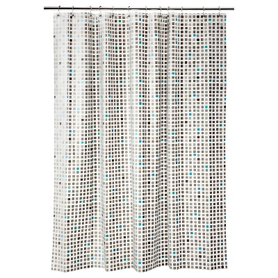 Room Essentials™ Square Shower Curtain