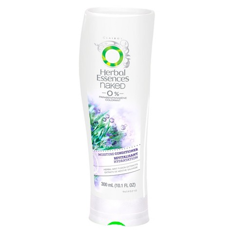 Herbal Essences Naked Moisture Conditioner - 10.1 oz