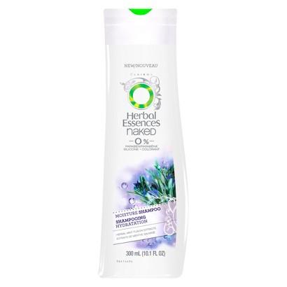 Herbal Essences Naked Moisture Shampoo - 10.1 oz
