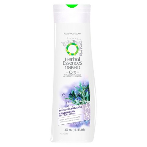 Herbal Essences Naked Moisture Shampoo - 10.1 oz