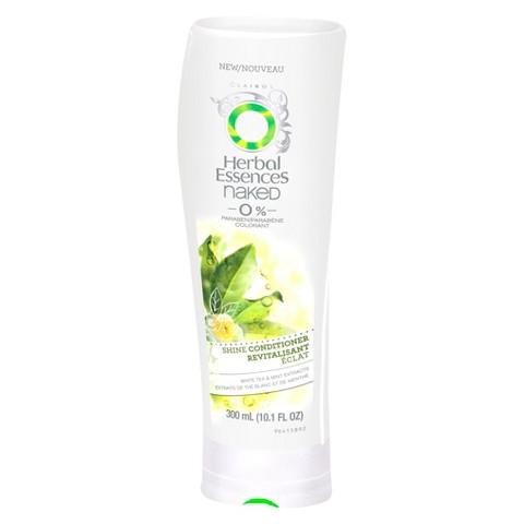 Herbal Essences Naked Shine Conditioner - 10.1 oz