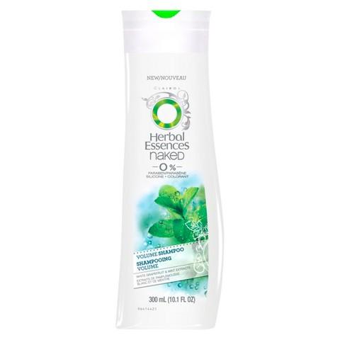 Herbal Essences Naked Volume Shampoo - 10.1 oz