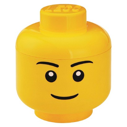 LEGO Large Storage Boy Head
