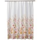 Threshold™ Wild Flower Shower Curtain - Pink