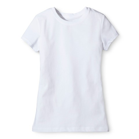 Girls' Solid Ultimate Tee
