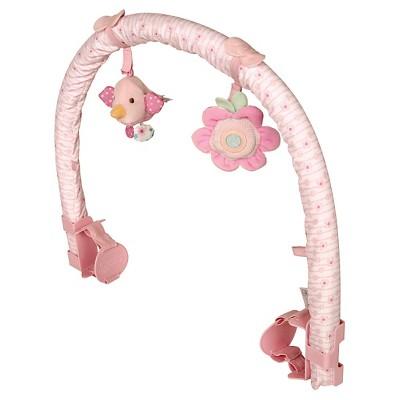 Comfort & Harmony mombo Pillow Toybar - Pink