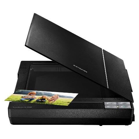 Epson Perfection V37 Flatbed Design Scanner - Black (B11B207201)