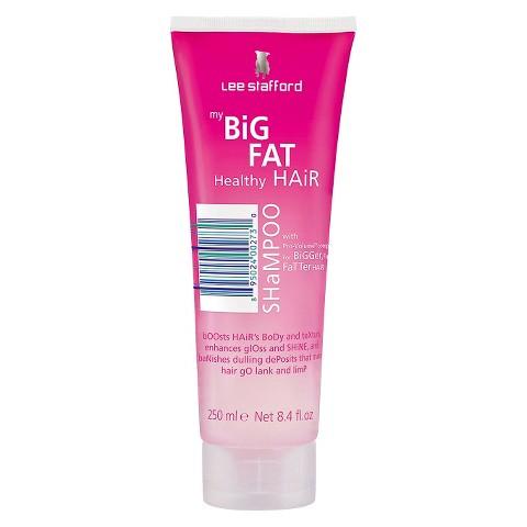 Lee Stafford My Big Fat Healthy Hair Shampoo - 8.4 oz