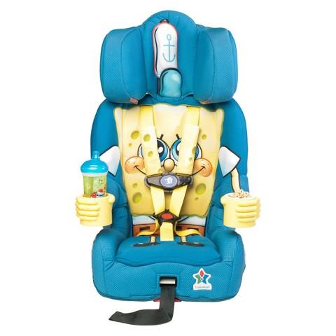 KidsEmbrace Friendship Combination Booster Car Seat – SpongeBob SquarePants