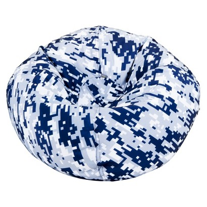Bean Bag Chair: Circo Bean Bag - Digital Camouflage
