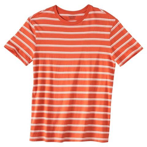 Merona Men's Striped T-Shirt