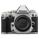 Nikon Df 16.2MP Digital SLR Camera Body - Silver
