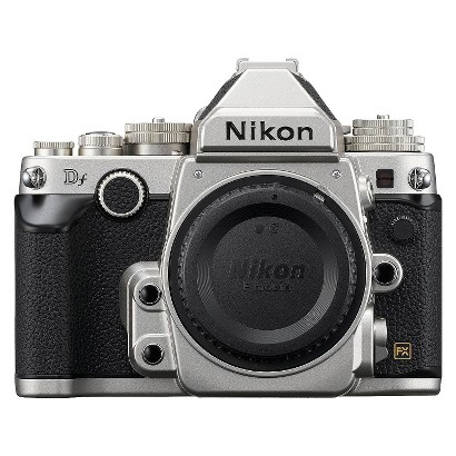 Nikon Df 16.2MP Digital SLR Camera Body - Silver