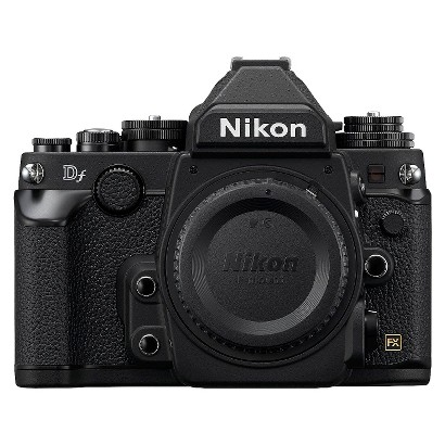 Nikon Df 16.2MP Digital SLR Camera Body - Black