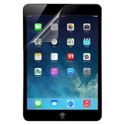 Belkin iPad Air Overlay 2 pack - Transparent
