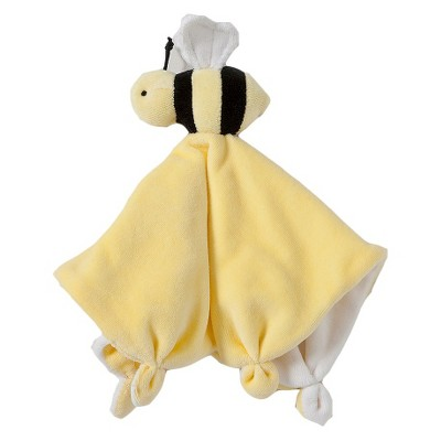 Burt's Bee Velour Lovey Toy - Bee