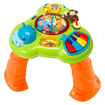 Bright Starts™ Safari Sounds Musical Learning Table