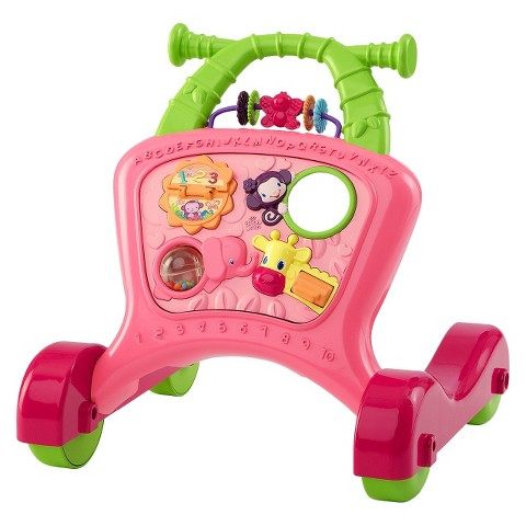Bright Starts™ Sit to Stride Activity Walker™ - Pretty in Pink™