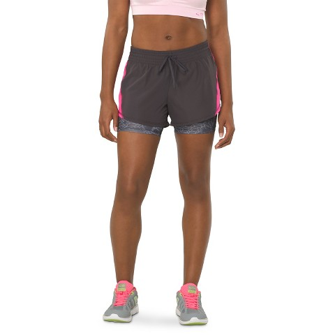 C9 Champion® Women's Woven Short With Compression