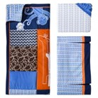 Lambs & Ivy Soho Jungle 3pc Baby Boy Bedding Set