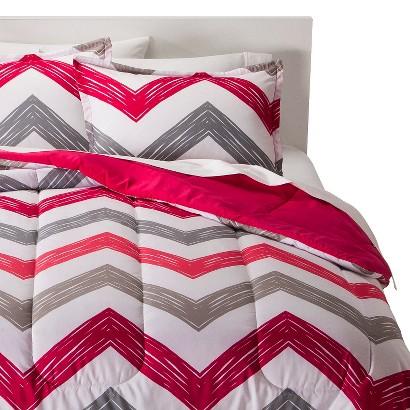 Room Essentials® Reversible Chevron Comforter