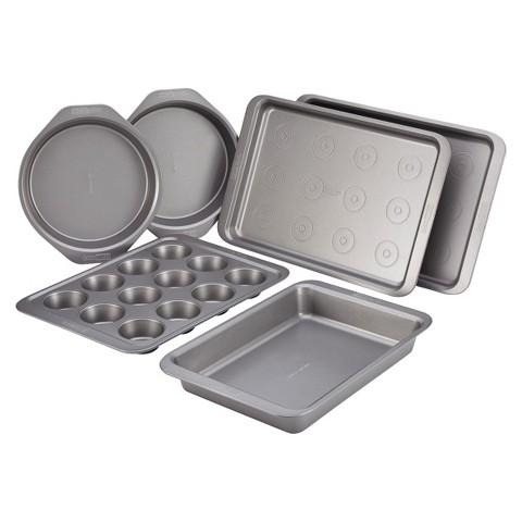 Cake Boss Basics Nonstick Bakeware 6-Piece Set