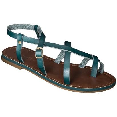 Women's Mossimo Supply Co. Lavinia Gladiator Sandals