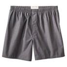 Merona® Men's 1pk Solid Poplin Boxers