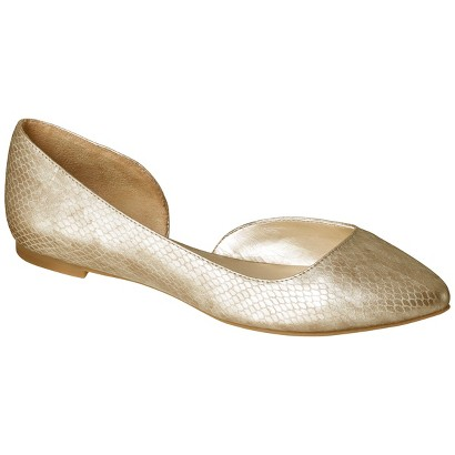 Women's Xhilaration® Lana d'Orsay Flat - Assorted Colors