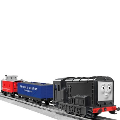 """Lionel Trains Thomas and Friends """"Diesel"""" LionChief Ready to Run Set"""