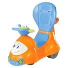 Chicco 4 In 1 Ride On Car - Orange