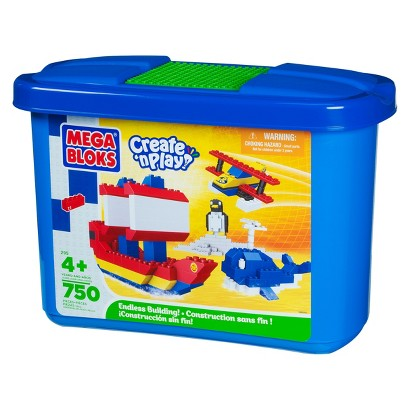 Mega Bloks - Create 'n Play Endless Building