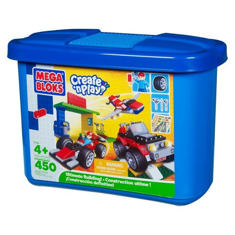 Mega Bloks - Create 'n Play Ultimate Building, Boy