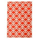 Threshold™ Indoor/Outdoor Fretwork Area Rug - Red
