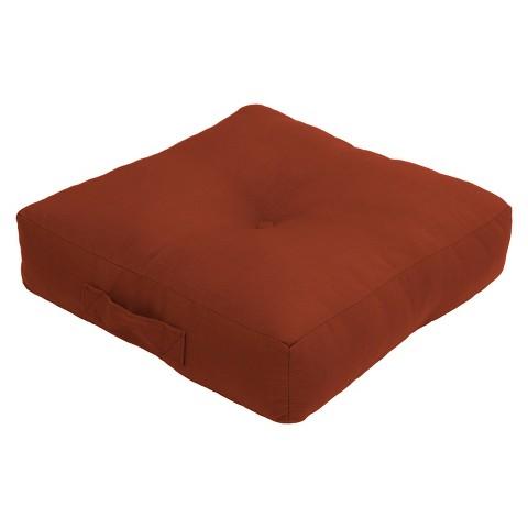 Threshold™ Outdoor Oversized Floor Cushion Tar